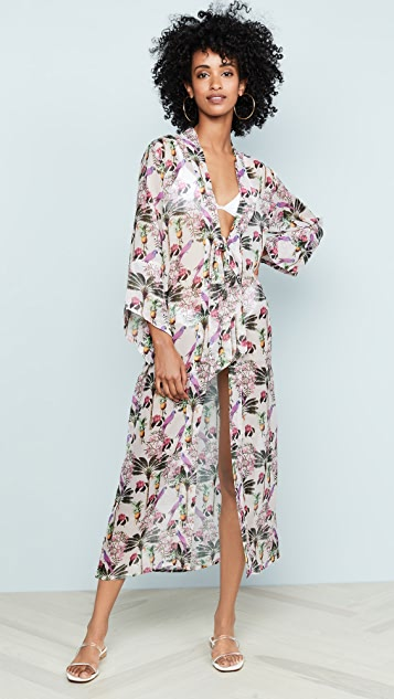 Bindya Marbella Kimono