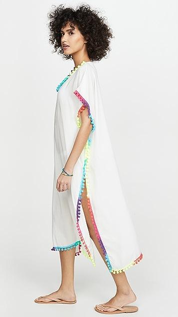 Bindya Pom Pom Dress