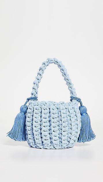Binge Amalfi Mini Bucket Bag