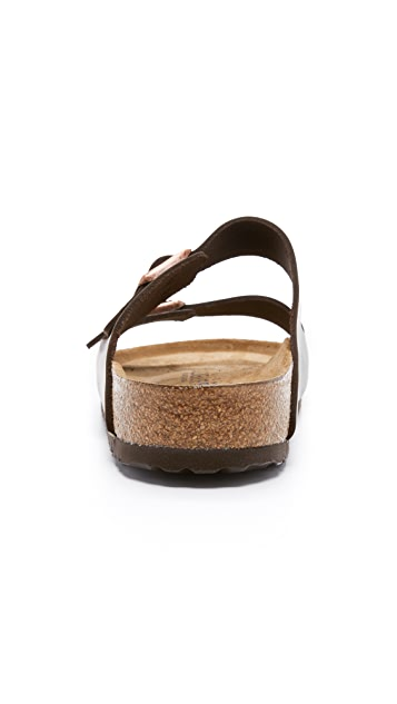 a703f0af42cd ... Birkenstock Soft Arizona Amalfi Leather Sandals ...