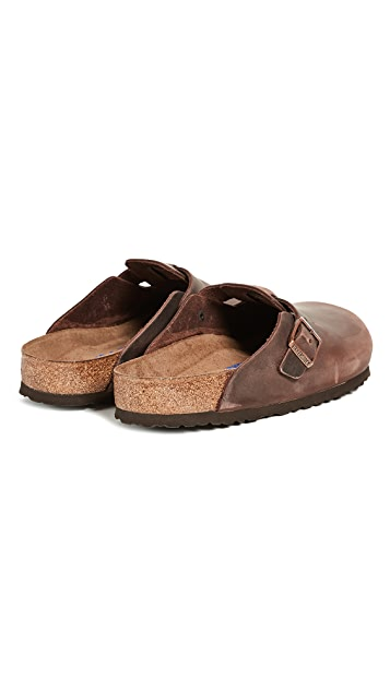 Birkenstock Boston SFB Sandals