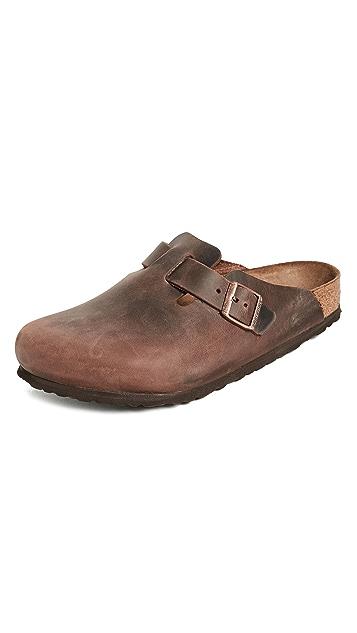 Birkenstock Boston SFB Sandals