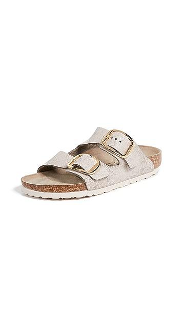 Birkenstock Arizona 大号搭扣凉鞋 - 窄版