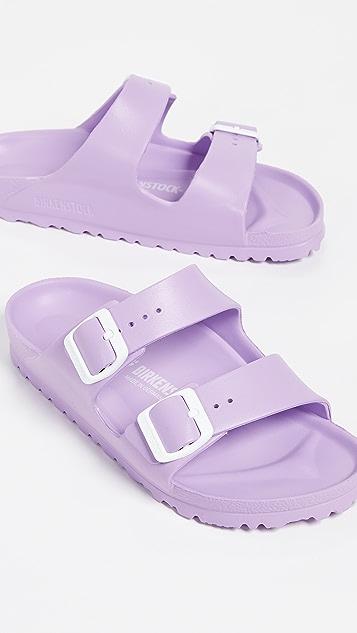 Birkenstock Arizona Sandals - Narrow - Lavender