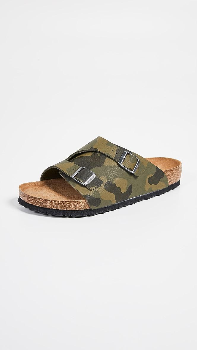 exclusive deals skate shoes brand new Birkenstock Zurich Soft Footbed Sandals   EAST DANE