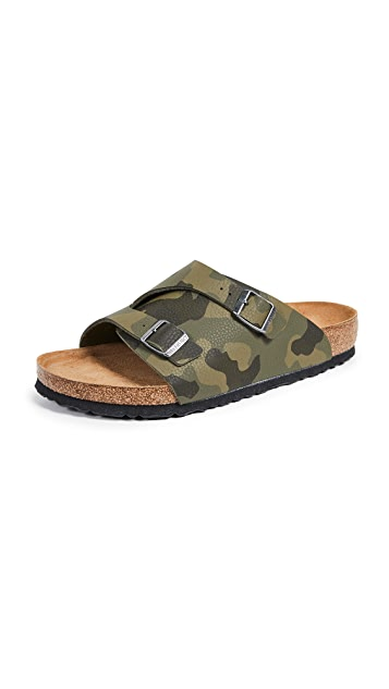 Birkenstock Zurich Soft Footbed Sandals