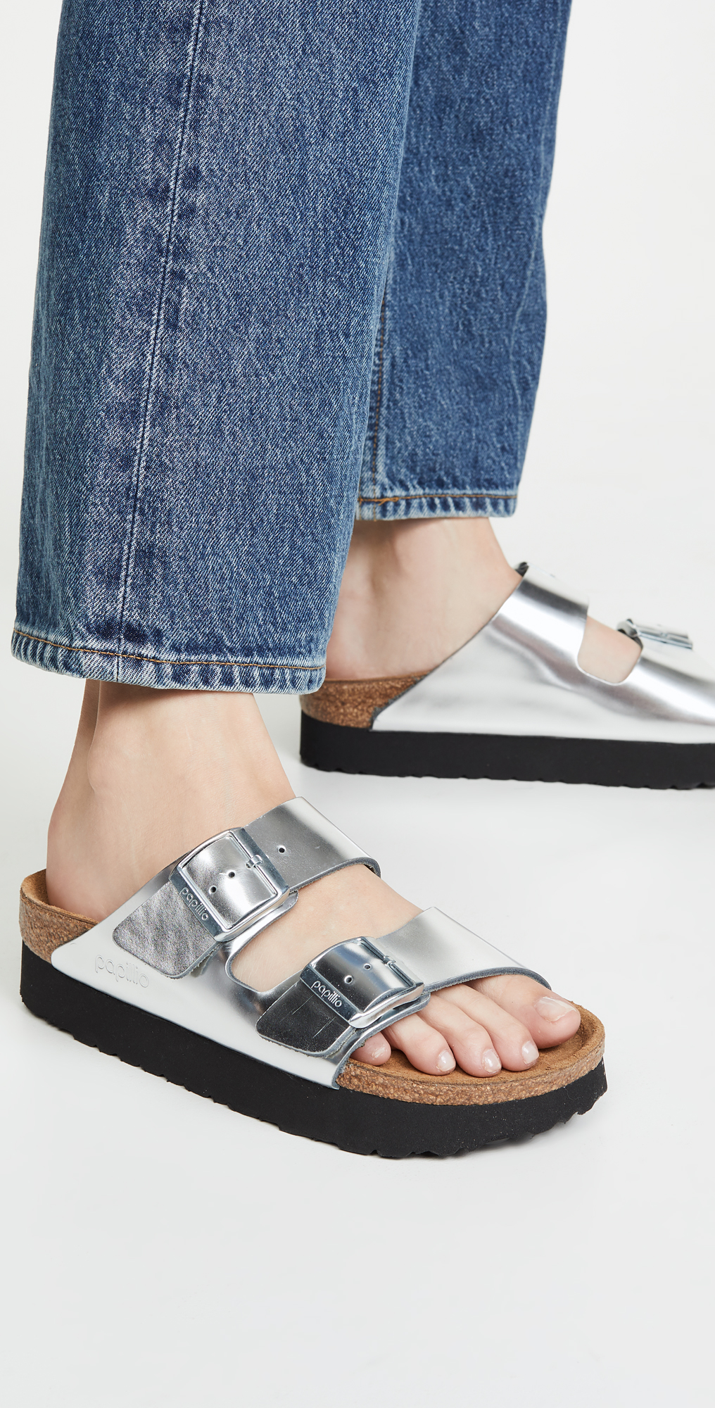 Birkenstock Arizona Platform Sandals
