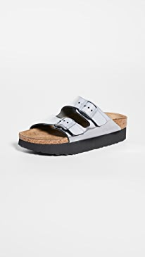 Arizona Platform Sandals - Narrow