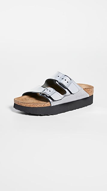Birkenstock Arizona 厚底凉鞋-窄版