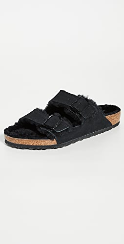 Birkenstock - Arizona Shearling Sandals