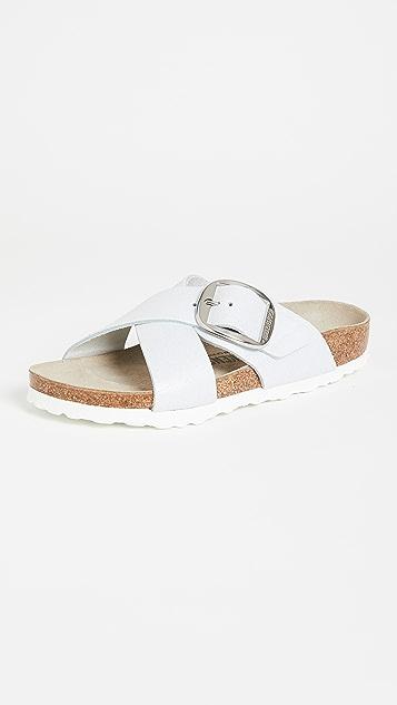 Birkenstock Siena 大号搭扣凉鞋