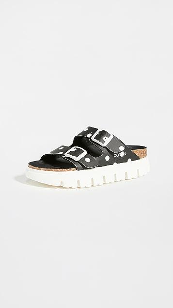 Birkenstock Arizona 厚实凉鞋 - 窄版