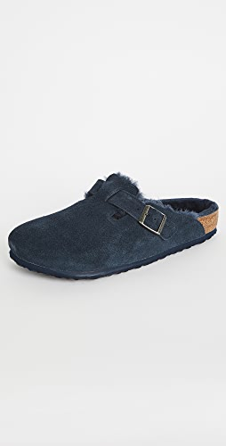 Birkenstock - Boston Shearling Clogs