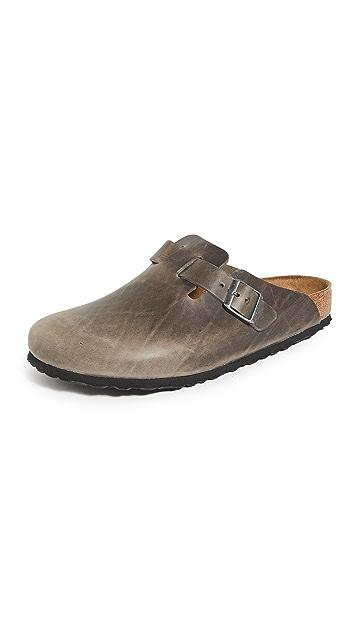 Birkenstock Boston Soft Footbed Clogs