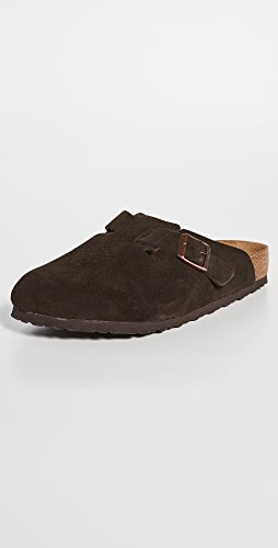 Birkenstock - Boston Soft Footbed Clogs