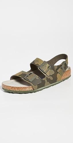 Birkenstock - Milano Soft Footbed Sandals