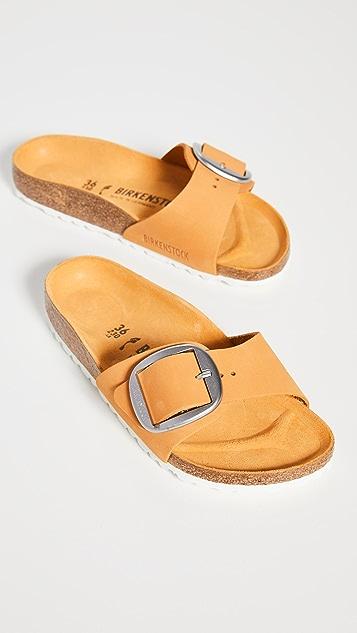 Birkenstock Madrid 大号搭扣凉鞋