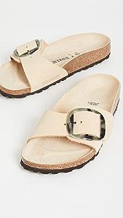 Birkenstock Madrid Torty Big Buckle Sandals