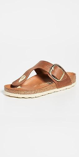 Birkenstock - Gizeh Big Buckle Sandals