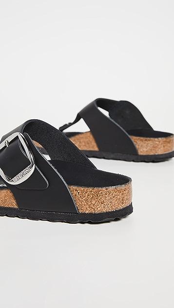 Birkenstock Gizeh Big Buckle Sandals