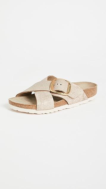 Birkenstock Siena Big Buckle Sandals