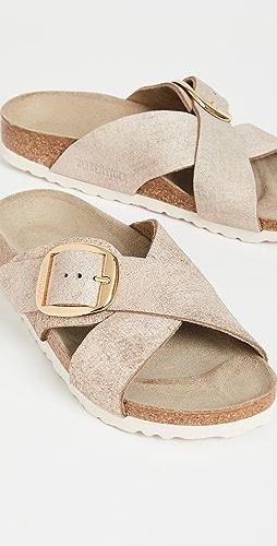 Birkenstock - Siena Big Buckle Sandals