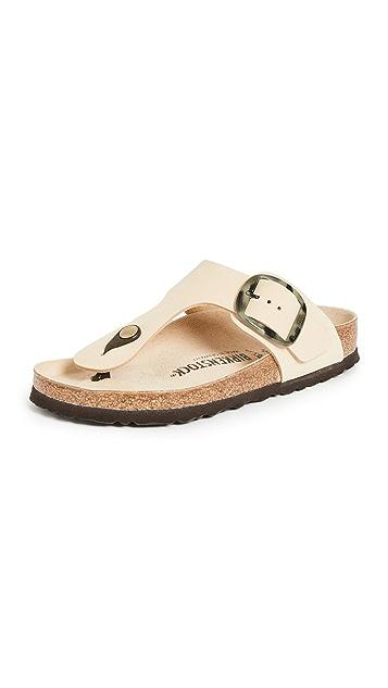 Birkenstock Gizeh Torty Big Buckle Sandals