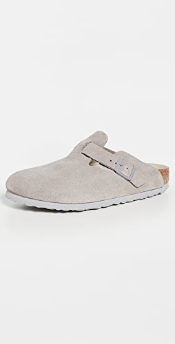 Birkenstock - Boston Soft Footbed Clogs
