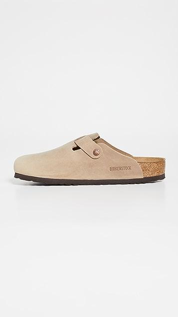 Birkenstock Boston Soft Footbed