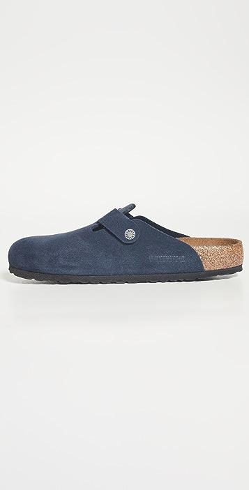 Birkenstock Boston Soft Footbed Sandals