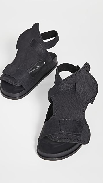 Birkenstock 1774 x Central St. Martins Bukarest Sandals