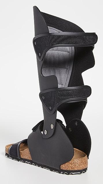 Birkenstock 1774 x Central St. Martins Moto Boots