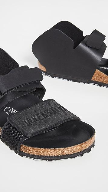 Birkenstock 1774 x Central St. Martins Moto Boot Sandals