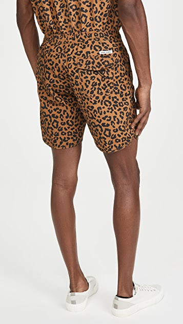 Banks Journal Wilder Stretch Boardshorts