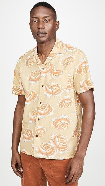 Banks Journal Pollen Short Sleeve Shirt