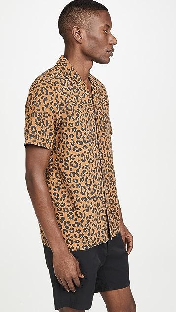 Banks Journal Wilder Short Sleeve Shirt