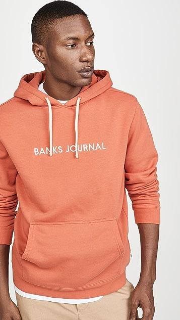 Banks Journal Logo Pullover Hoodie