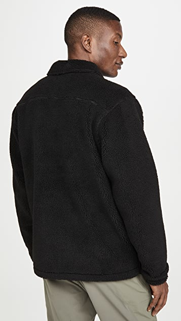 Banks Journal Installation Sherpa Shirt Jacket