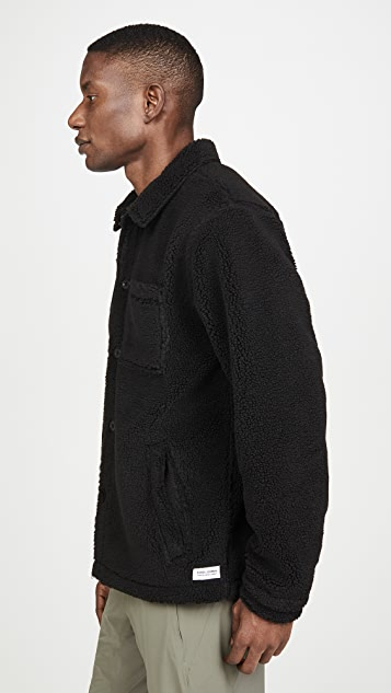 Banks Journal Installation Sherpa Shirt Jacket