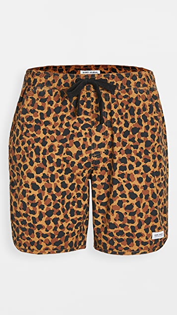 Banks Journal Safari Boardshorts