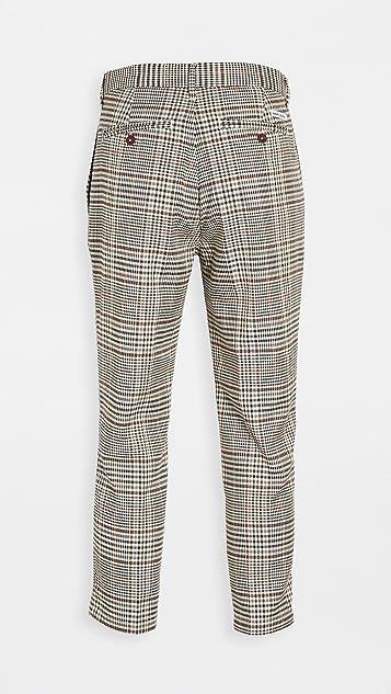 Banks Journal Downtown Check Pants
