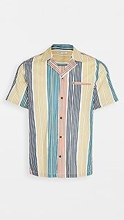 Banks Journal Short Sleeve Multiple Woven Shirt