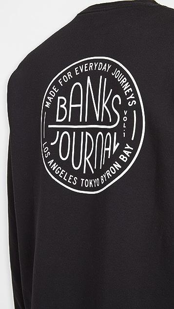 Banks Journal Long Sleeve Change Fleece
