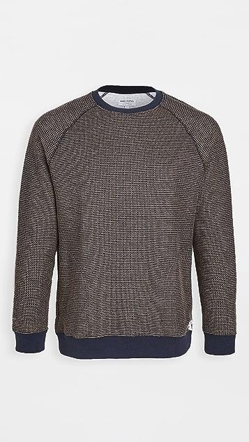 Banks Journal Long Sleeve Sparrow Fleece Sweatshirt
