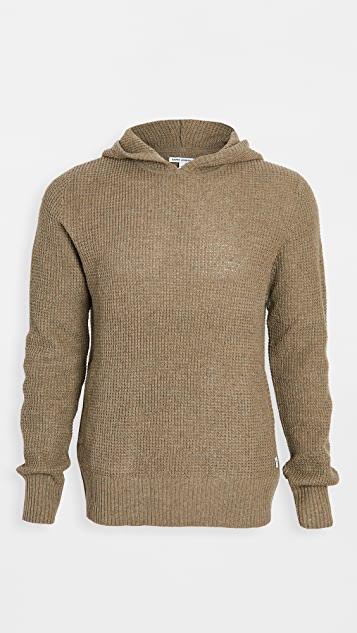 Banks Journal Across Knit Pullover Hoodie