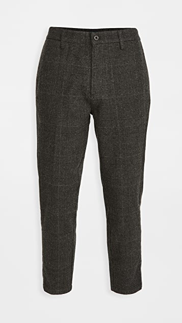 Banks Journal Downtown Check Pants | EASTDANE | The Fall Event Save Up To 25%Page 1