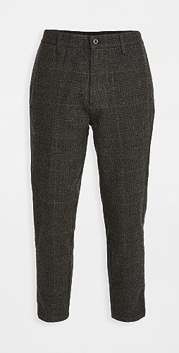 Banks Journal - Downtown Check Pants