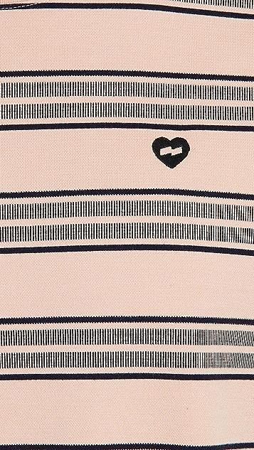 Banks Journal Outland Striped T-Shirt