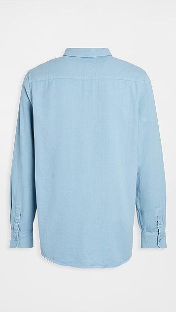 Banks Journal Mile Two Pocket Shirt Jacket