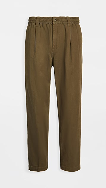 Banks Journal Supply Elastic Waist Trousers